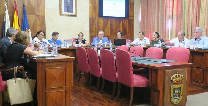 La Fecai acoge en La Palma la presentación de la Estrategia de Promoción de la Salud