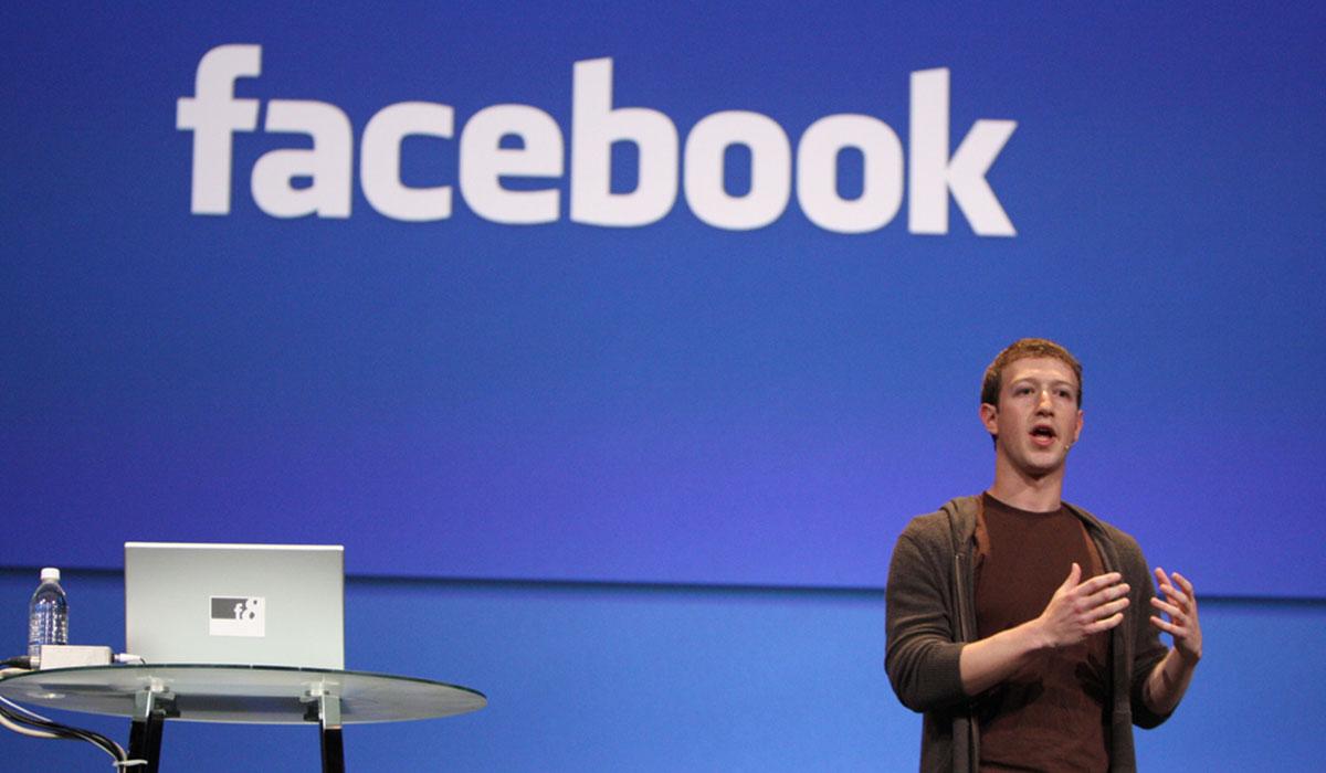 Marc Zuckerberg, creador de Facebook. DA
