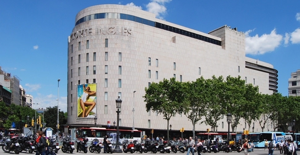 El corte ingl s e inditex no abrir n este domingo en barcelona - Aparadores en el corte ingles ...