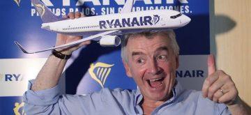 """El presidente de Ryanair, sobre el turismo en Europa: """"La gente está harta de Canarias"""""""