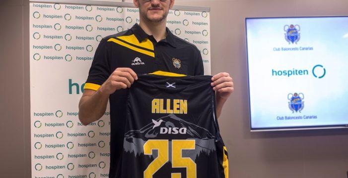 Allen, inteligencia y talento al servicio del equipo