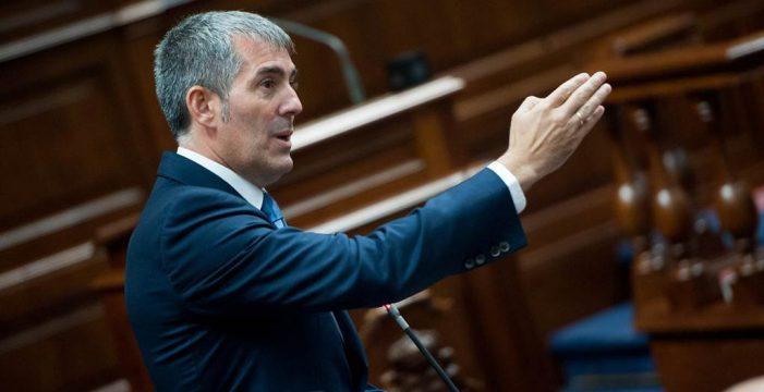 Clavijo culpa al Parlamento regional de la crisis en RTVC