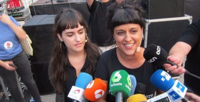 Ana Gabriel (CUP) | EUROPA PRESS