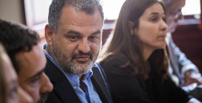 Zebenzuí solo tendrá un sueldo oficial si el PSOE lo propone como liberado