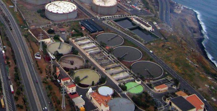 Santa Cruz depura el 100% de las aguas negras de La Laguna