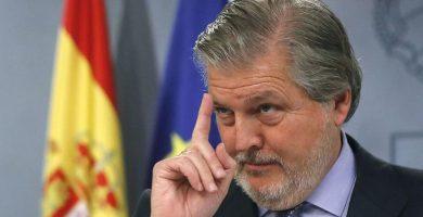 El Gobierno: Puigdemont tendrá que aclarar por qué negó el aviso de EEUU
