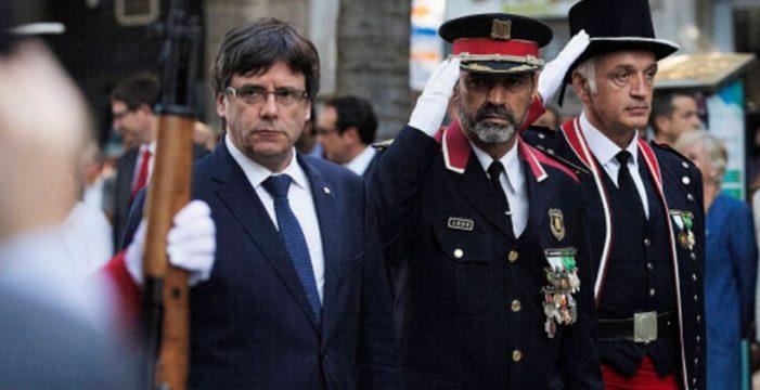 La juez Lamela envía a juicio a la cúpula de los Mossos d'Esquadra por sedición