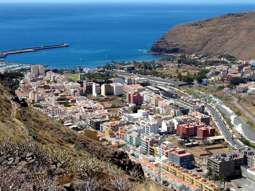 San Sebastian De La Gomera Ciudad Canaria Con Peor Calidad Del Aire