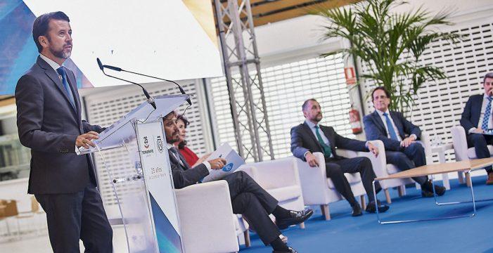 """Carlos Alonso, presidente del Cabildo, cree que el turismo debe seguir creciendo """"inteligentemente y sin poner límites"""""""