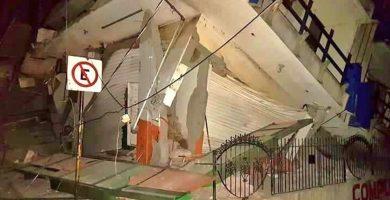 Al menos 36 por el terremoto en el sur de México