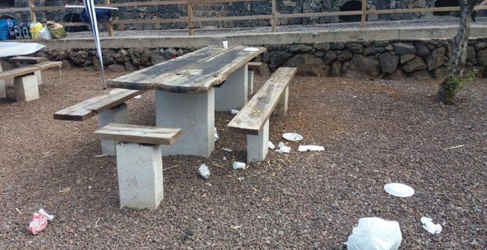 La Policía local reforzará su presencia en el parque El Palmeral