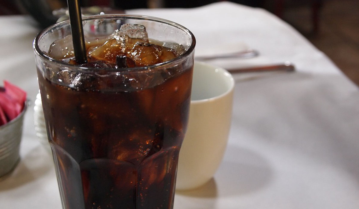 Bebida azucarada. DA