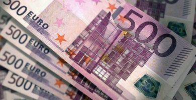 Dos españolas, sospechosas del atasco de retretes con billetes de 500