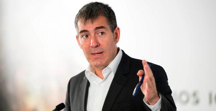 Clavijo dice que el 'caso Grúas' no afectará a su agenda; no ha hecho nada incorrecto