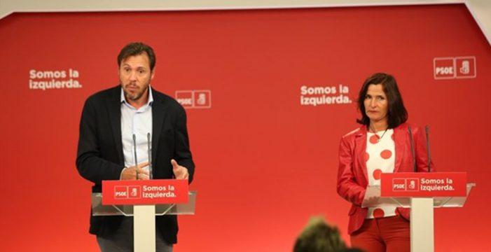 El PSOE levanta el veto sobre la aplicación del artículo 155 en Cataluña
