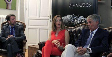 Tenerife presenta en Madrid 'Athanatos', proyecto sobre prácticas funerarias