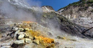 Nuevas señales de peligro en el supervolcán cercano a Nápoles
