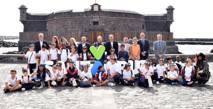 'Plenilunio Santa Cruz' refuerza la oferta gastronómica y la actividad infantil