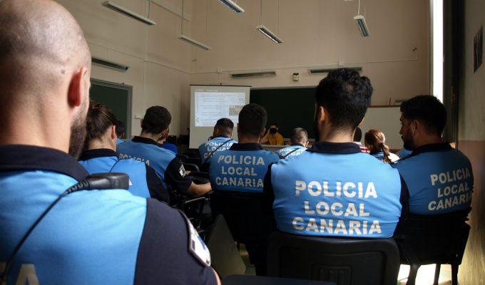 """Los sindicatos policiales amenazan con una """"Navidad caliente en Santa Cruz"""""""