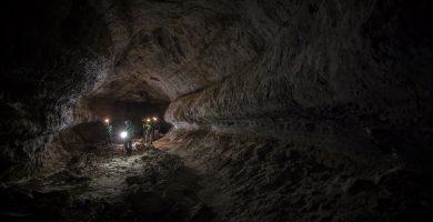 Tubos de lava como los de Lanzarote podrían albergar ciudades en Marte y La Luna