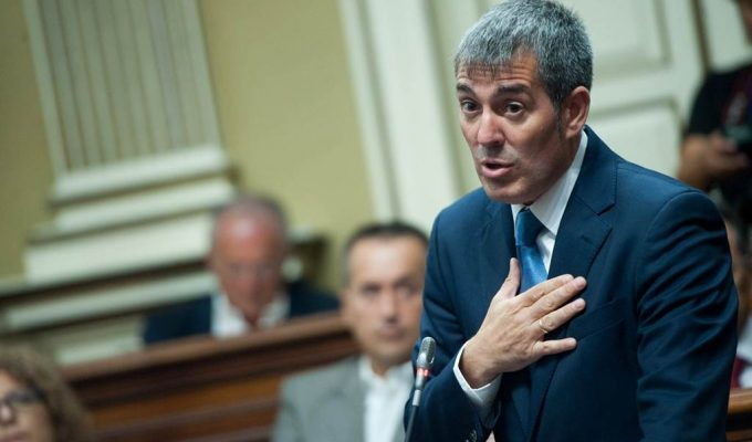 """Clavijo se confiesa """"perplejo e indignado"""" ante la libertad de 'La Manada' y reclama reformas judiciales"""