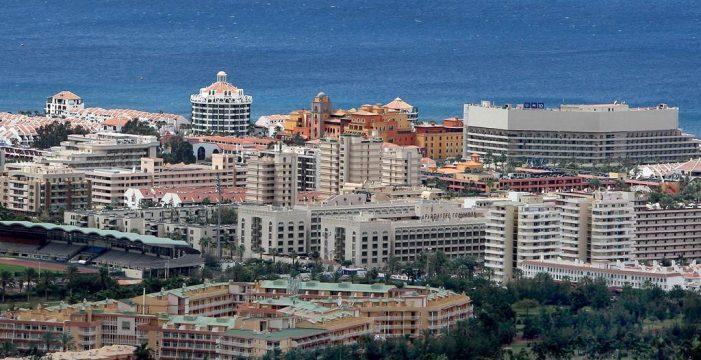 Las pernoctaciones hoteleras cayeron en Canarias un 8,98 % en el mes de abril