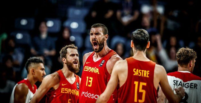 España acaba con Alemania (72-84) y pasa a semifinales del Eurobasket