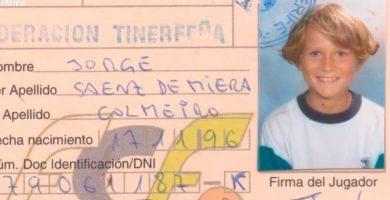 JORGE SÁENZ DÉCADA CD TENERIFE