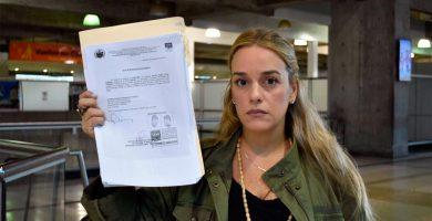 Impiden a Tintori salir de Venezuela por el dinero en efectivo hallado en su coche