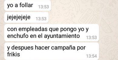 MENSAJES ZEBENZUÍ PSOE LA LAGUNA