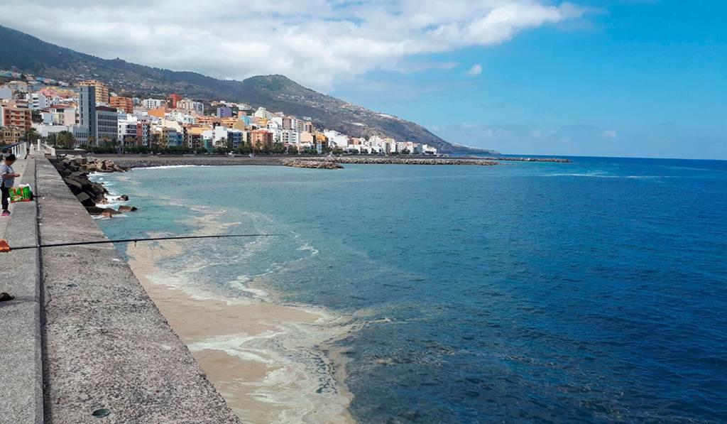 microalgas Santa Cruz de La Palma