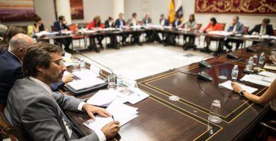 La causas judiciales sentenciaron a San Ginés en su pacto con el PSOE