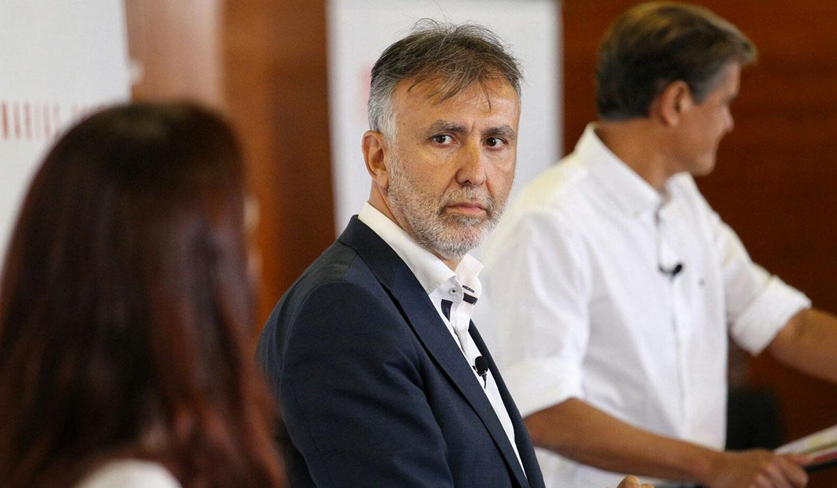 Ángel Víctor Torres (PSOE). DA
