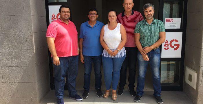 Curbelo (ASG) retira su apoyo a Clavijo (CC) en Valle Gran Rey