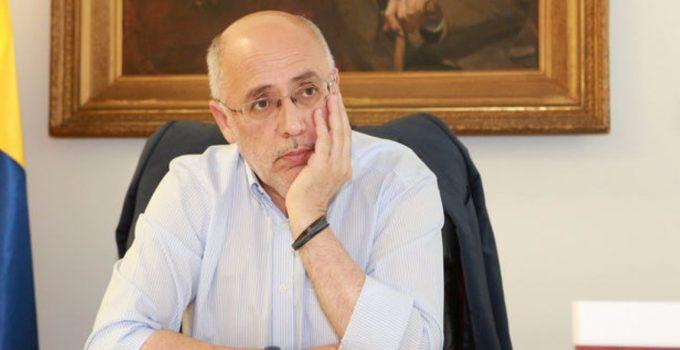 NC y PSOE llegan a un principio de acuerdo para un pacto de progreso en el Cabildo de Gran Canaria