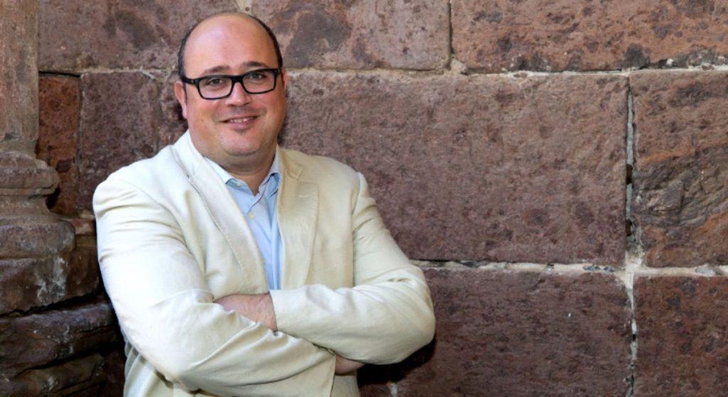 Zebenzuí González y el comunicado de todos los sindicatos del Ayuntamiento de La Laguna. DA
