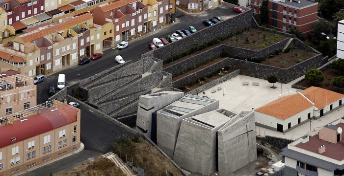 La finalización de la premiada iglesia de Las Chumberas se retrasa a octubre