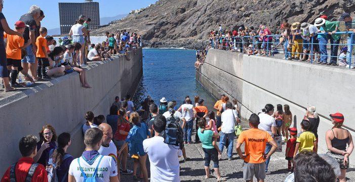 Equinoccio reivindica los valores del olvidado litoral de Añaza