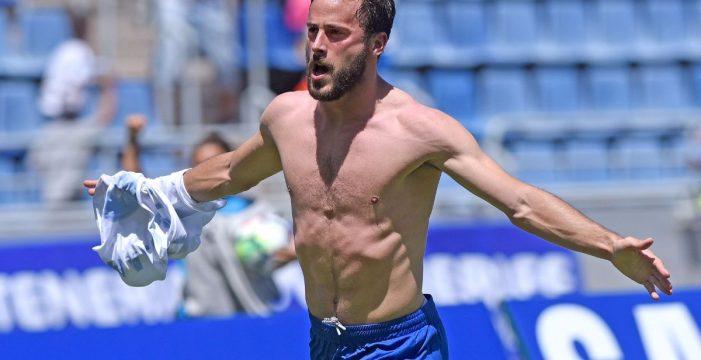 El atrevimiento del Tenerife le otorga un merecido empate ante el Granada