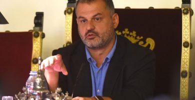 """José Alberto Díaz, sobre el 'caso grúas': """"No me arrepiento de lo que hemos hecho"""""""