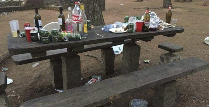 """ATAN asegura que """"una fiesta universitaria fue lo que dejó así Mesa Mota"""""""