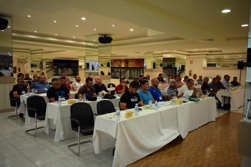 Asamblea Federación de Lucha Canaria