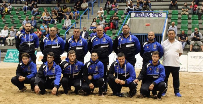 El Agüímes logra el título del Torneo Fundación La Caja