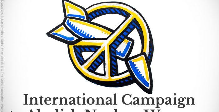 La Campaña Internacional para la Abolición de las Armas Nucleares gana el Nobel de la Paz