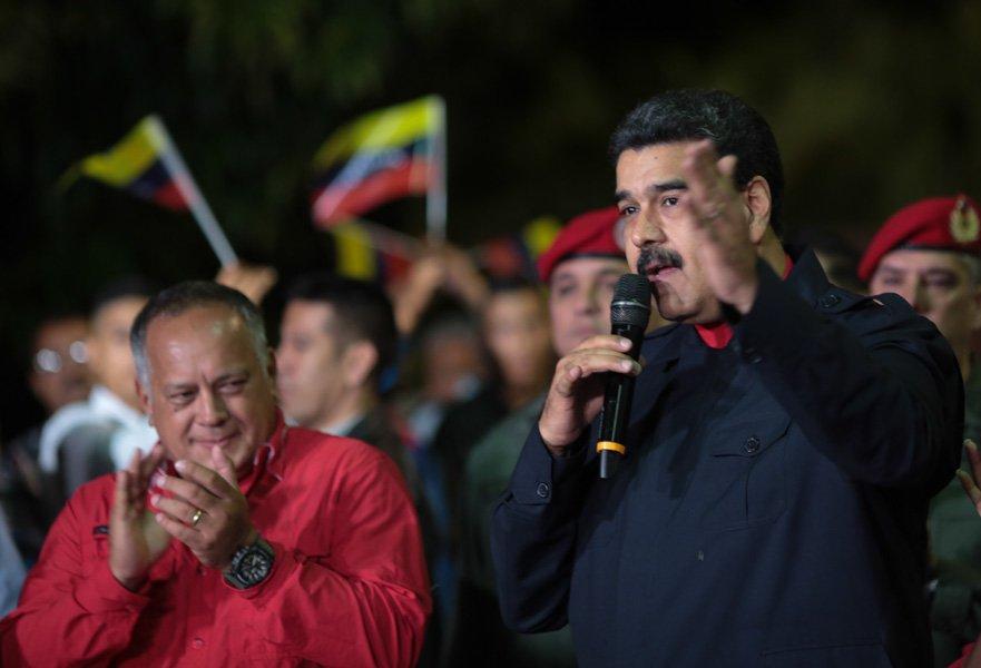 Nicolás Maduro reconoce el resultado de las elecciones a gobernadores | TWITTER