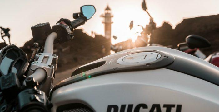 Ducati conquista Los Silos por un día