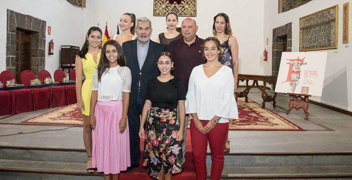 Adeje celebra las fiestas de Santa Úrsula y la Virgen de la Encarnación