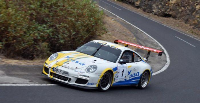 El Rally Senderos de La Palma calienta motores