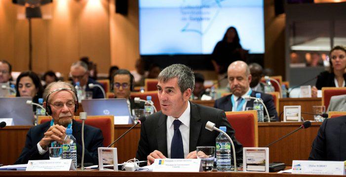 """Canarias asume la presidencia de las RUP en una fase """"estratégica"""""""