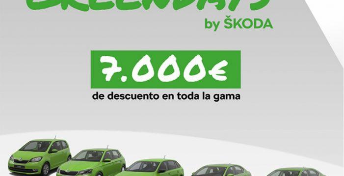 Porque el otoño también puede ser verde, vuelven los Green Days by ŠKODA